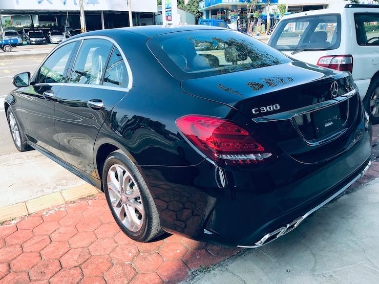 Benz-2015-Benz-C300-C63-4