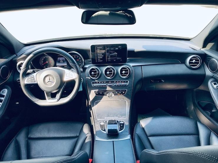 2016-M-Benz-C300-AMG