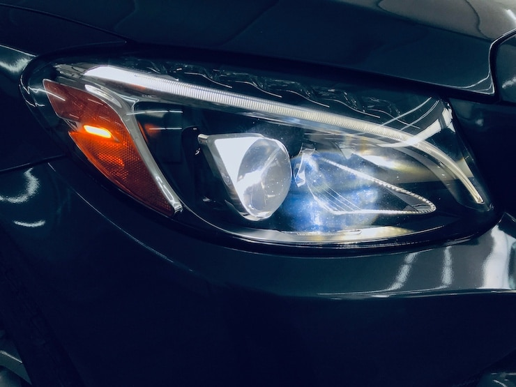 M-Benz 賓士 W205 C300 外匯車 金屬灰