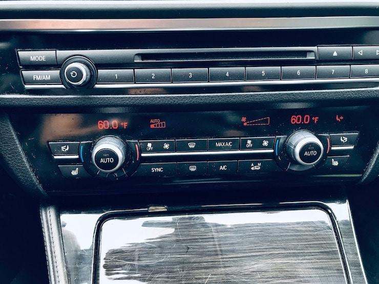 BMW-F10-535i-M-Sport-白