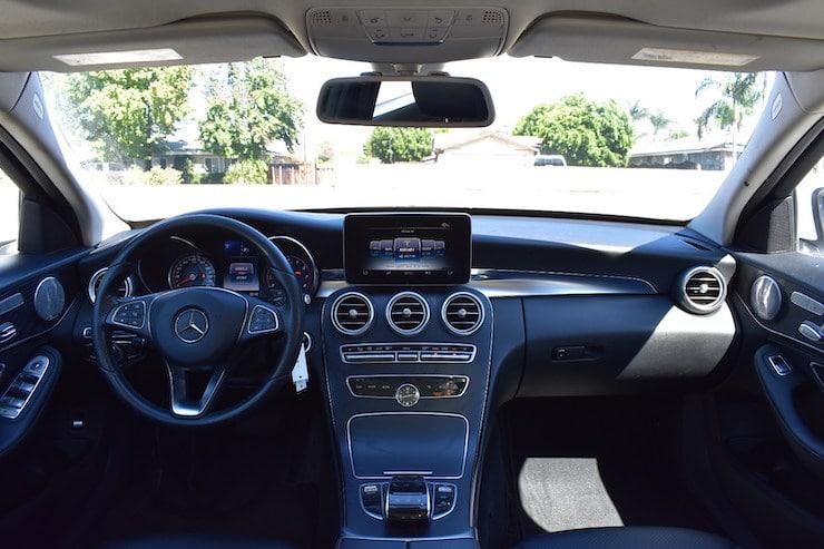 Benz-2016-C300-C63-白