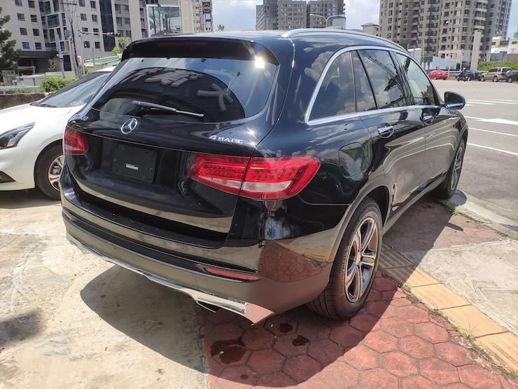 Benz-2016-GLC300