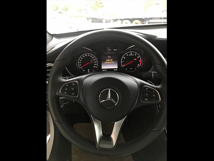 2017/18 Benz 賓士 X253 GLC43 4MATIC COUPE AMG LINE 白