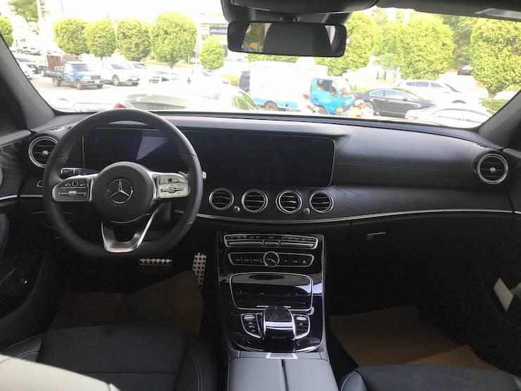 2018/19 Benz(賓士) W213 E350 EQ BOOST AMG LINE 白