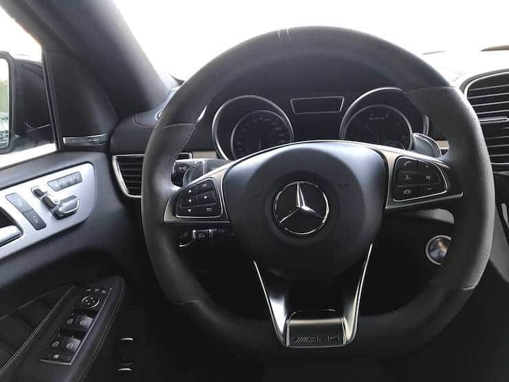 2018 Benz 賓士 X253 GLE43 4MATIC COUPE AMG LINE 科技灰