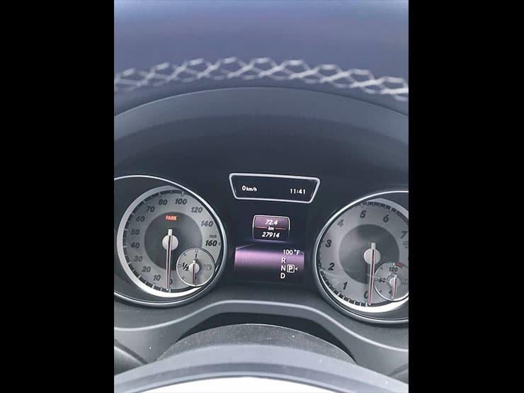 2015 Benz(賓士) X156 GLA250 白