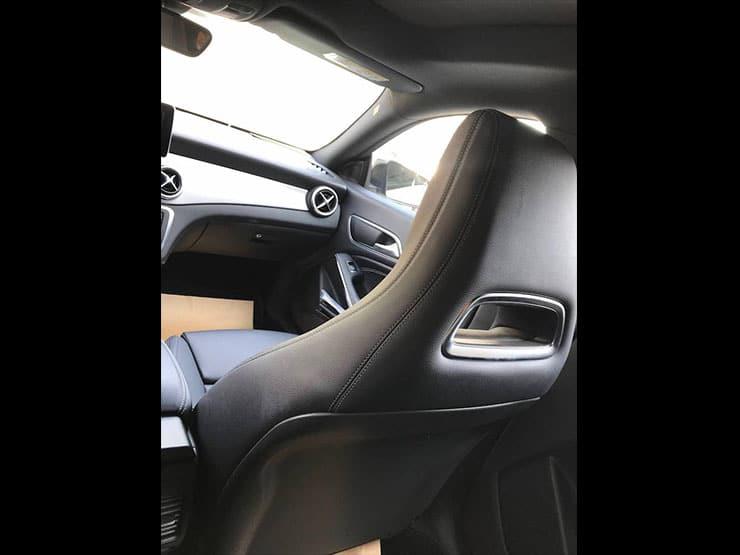 2016 Benz(賓士) C117 CLA250 白 夜色套