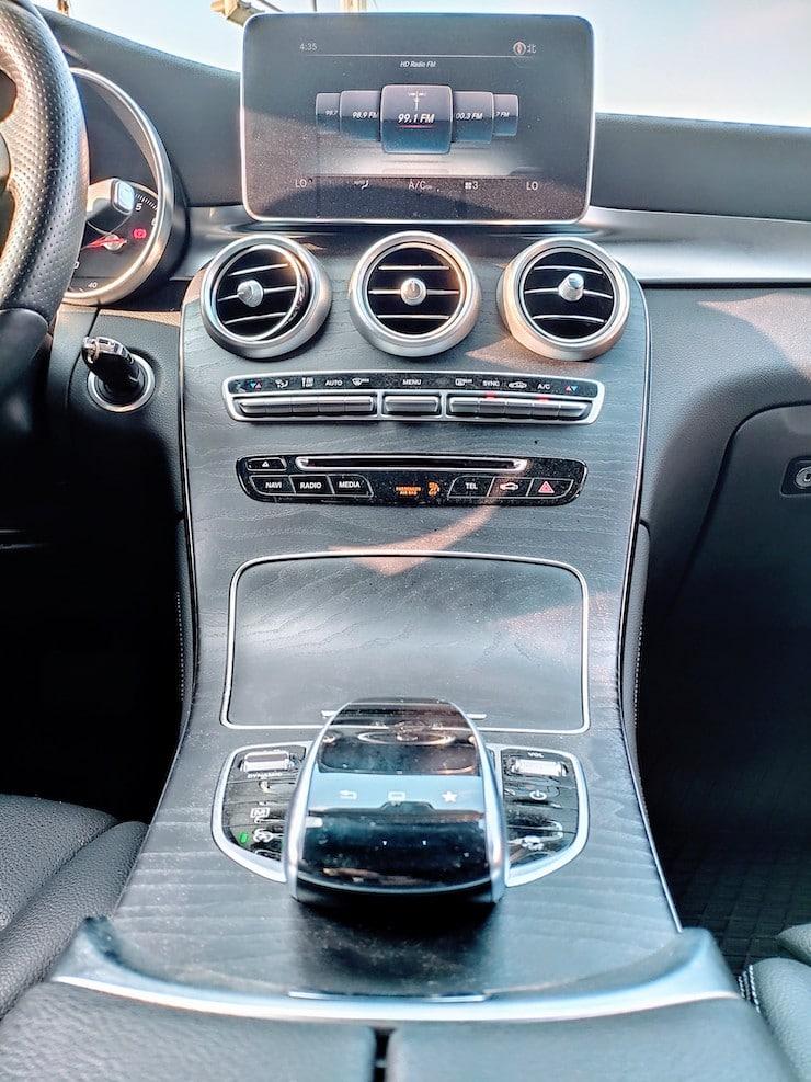 2016 Benz(賓士) X253 GLC300 4MATIC AMG LINE 白 大滿配23P