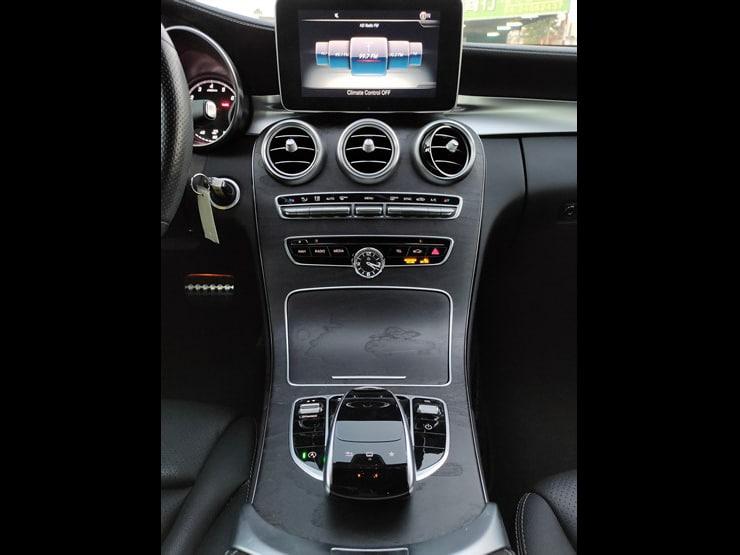 2016 賓士 Benz W205 C300 白 黑梣木+柏林之音 AMG Line