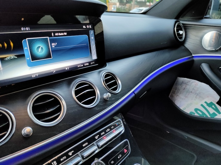2016/17 Benz(賓士) W213 E300 白 AMG Line