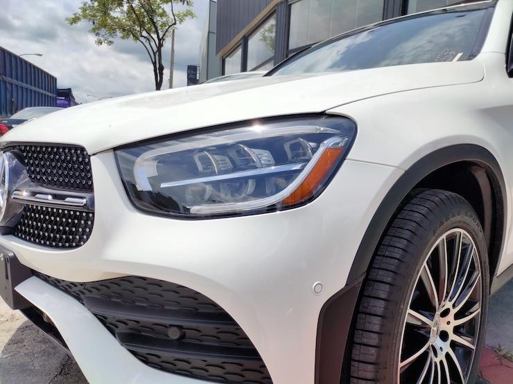 2020 Benz (賓士) C253 GLC300 Coupe AMG 小改款 QBoost 外匯全新車