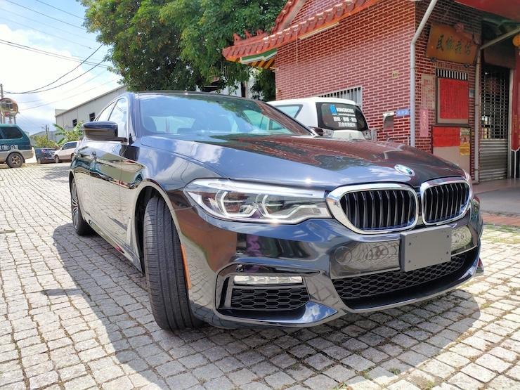 2017 BMW G30 5 30i M Sport XDrive 電吸門 H/K音響 HUD