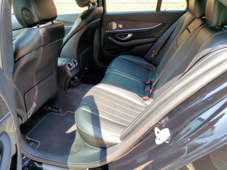 2016/17 Benz(賓士) W213 E300 黑 AMG 黑梣木飾板 柏林之音