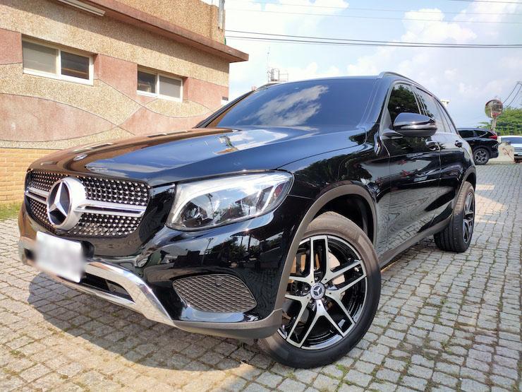 2017/18 Benz X253 GLC300 黑 已領牌