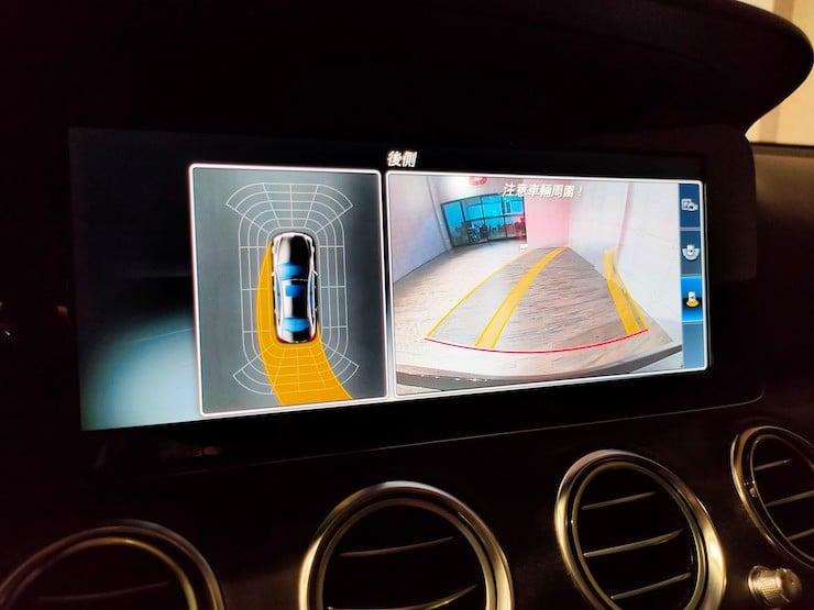 2016/17 Benz(賓士) W213 E300 黑 AMG 柏林之音 黑梣木飾板 超低價