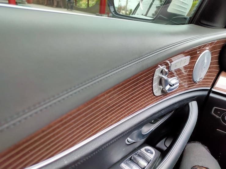 2016/17 Benz (賓士) E300 AMG Line 柏林 DESIGNO內裝