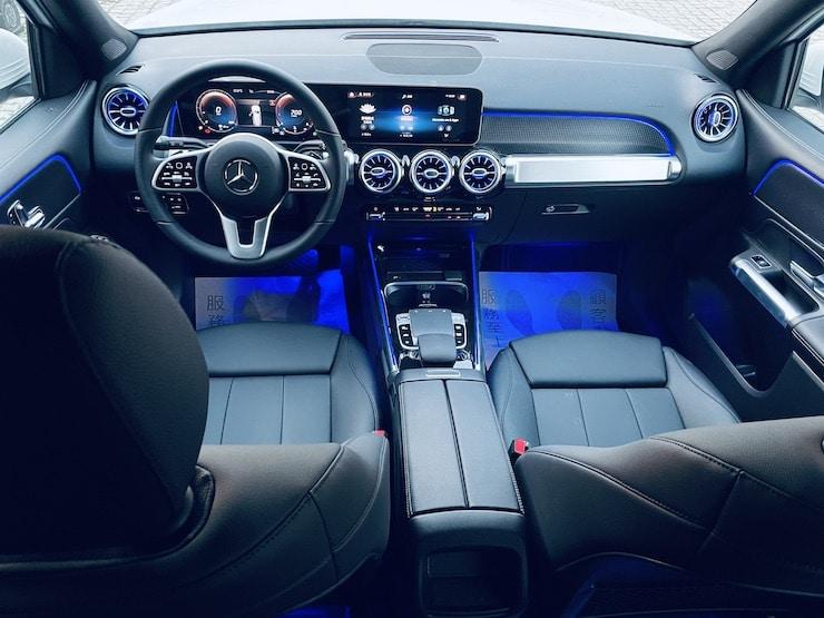 2020 Benz (賓士) X247 GLB250 白色 外匯全新車 現車在庫 售198萬