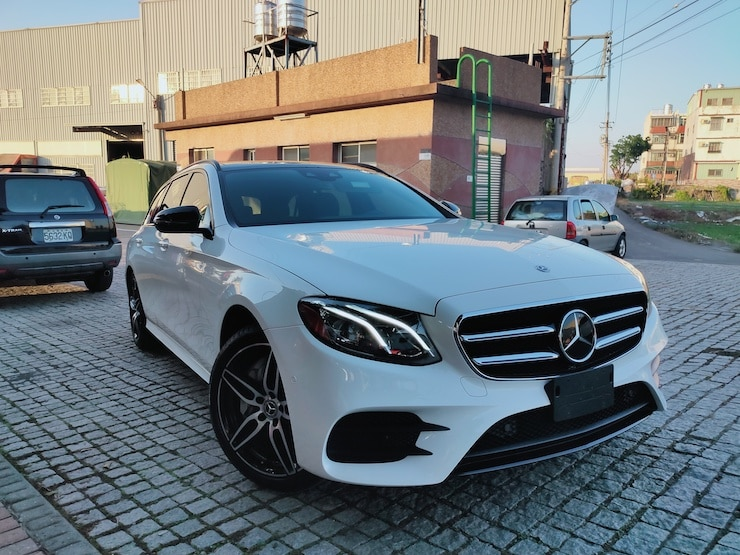 2019 賓士 Benz E450 Wagon AMG 旅行車 P20 輔助 高配