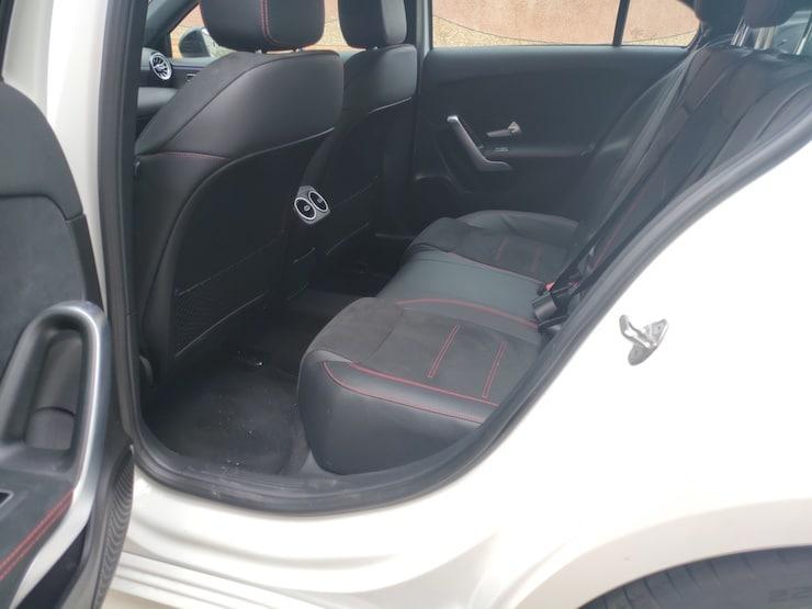 2019 賓士 Benz W177 A220 4MATIC AMG 白色 夜色套件