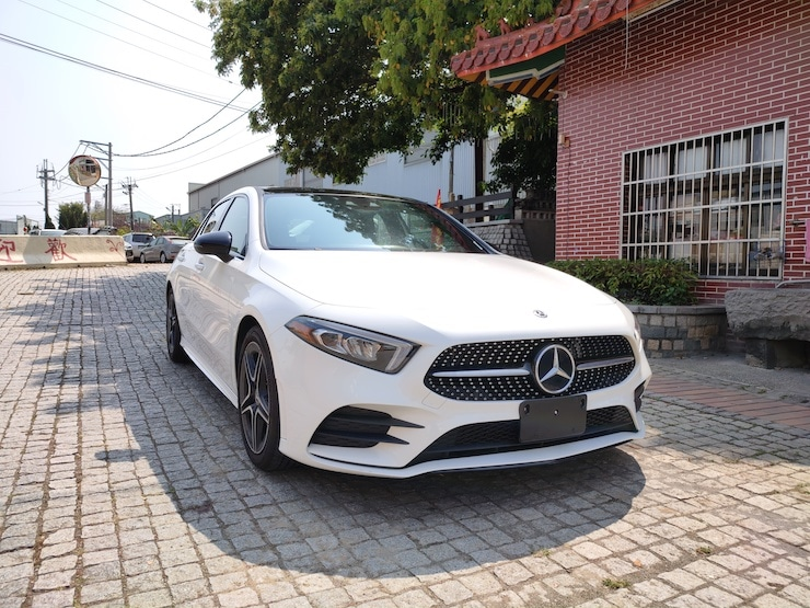 2020 賓士 Benz W177 A250 4MATIC AMG 白色
