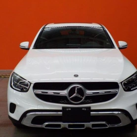 2020/21 Benz GLC 300 Coupe 鐵黑 4MATIC 外匯全新車