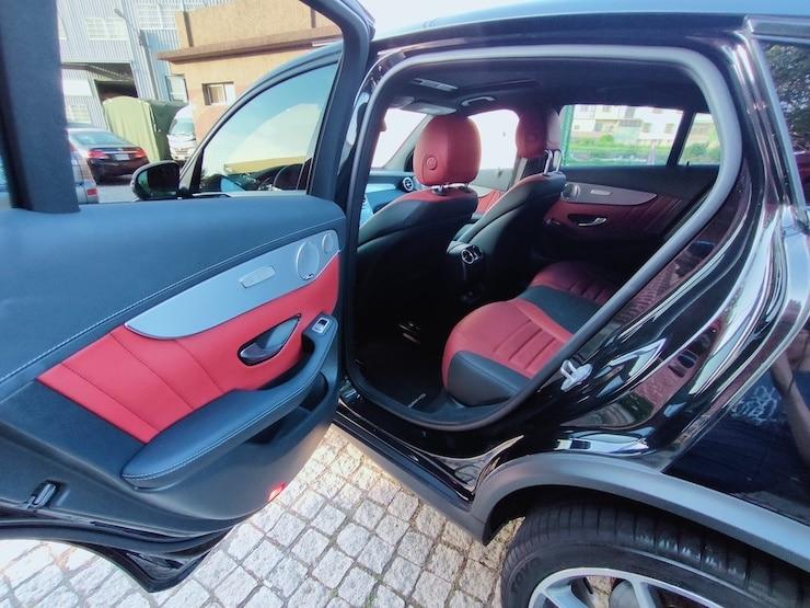 2018 Benz AMG GLC 43 4MATIC COUPE 黑 5滿鍵 23P