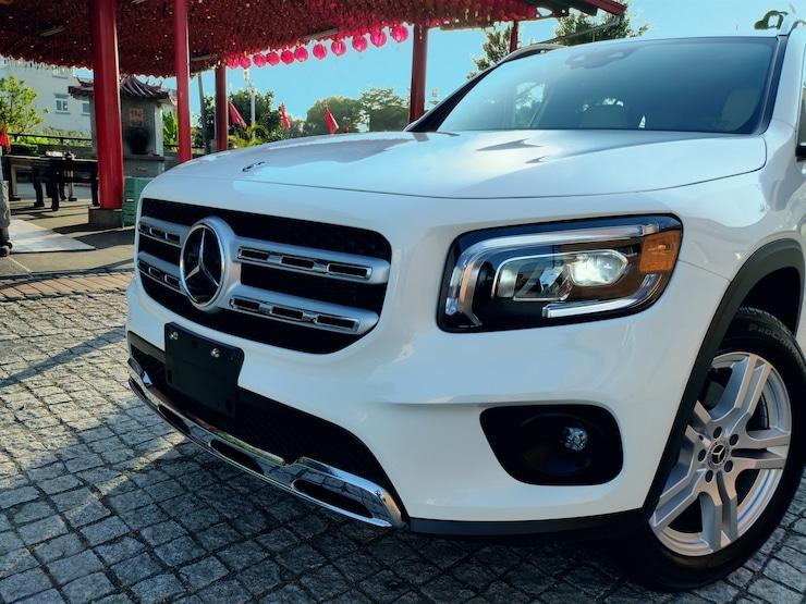 2020 Benz (賓士) X247 GLB250 4MATIC 白色 23P 全景天窗 現車在庫