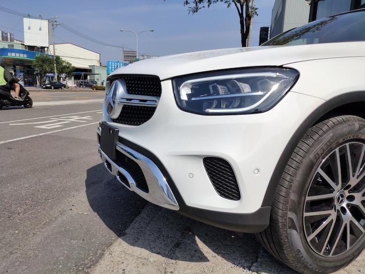 2021式 Benz GLC300 Coupe 4MATIC 白 紅內裝 M264引擎 外匯全新車