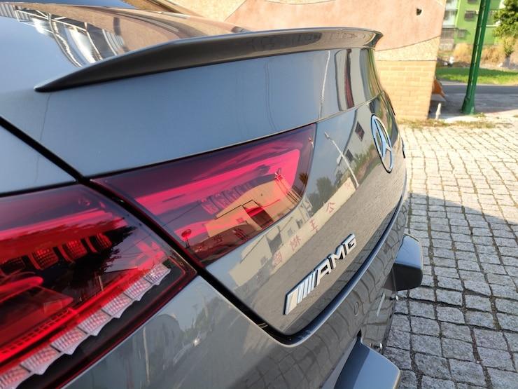 2020 Benz CLA35 4MATIC AMG 跟車 + 柏林 + 電子懸吊