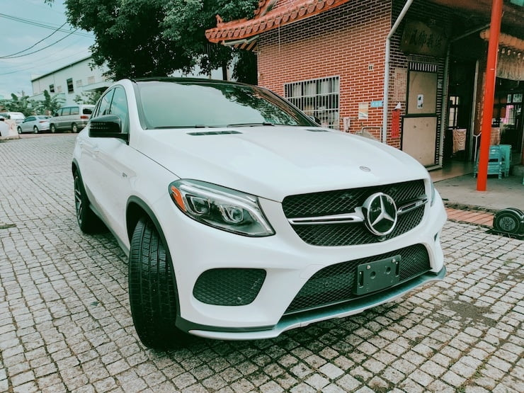 2017 Benz C292 AMG GLE43 4MATIC COUPE 白 23P