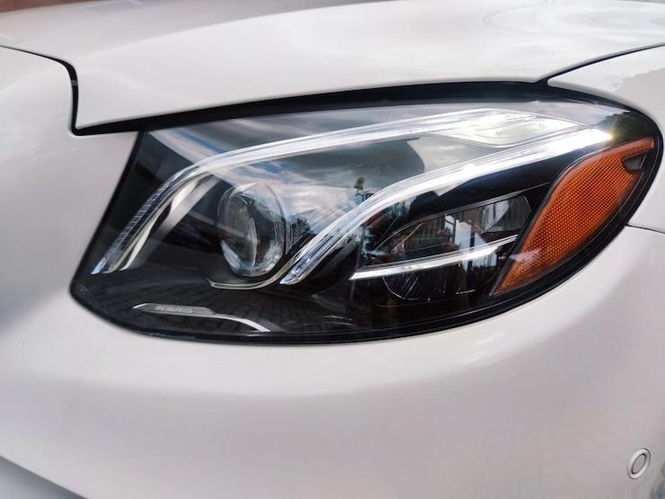 2019 Benz E450 AMG P20 輔助駕駛 光束頭燈 全景天窗