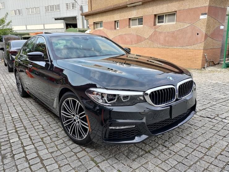 2017 BMW 530i M Sport xDrive 5AS 駕駛輔助系統